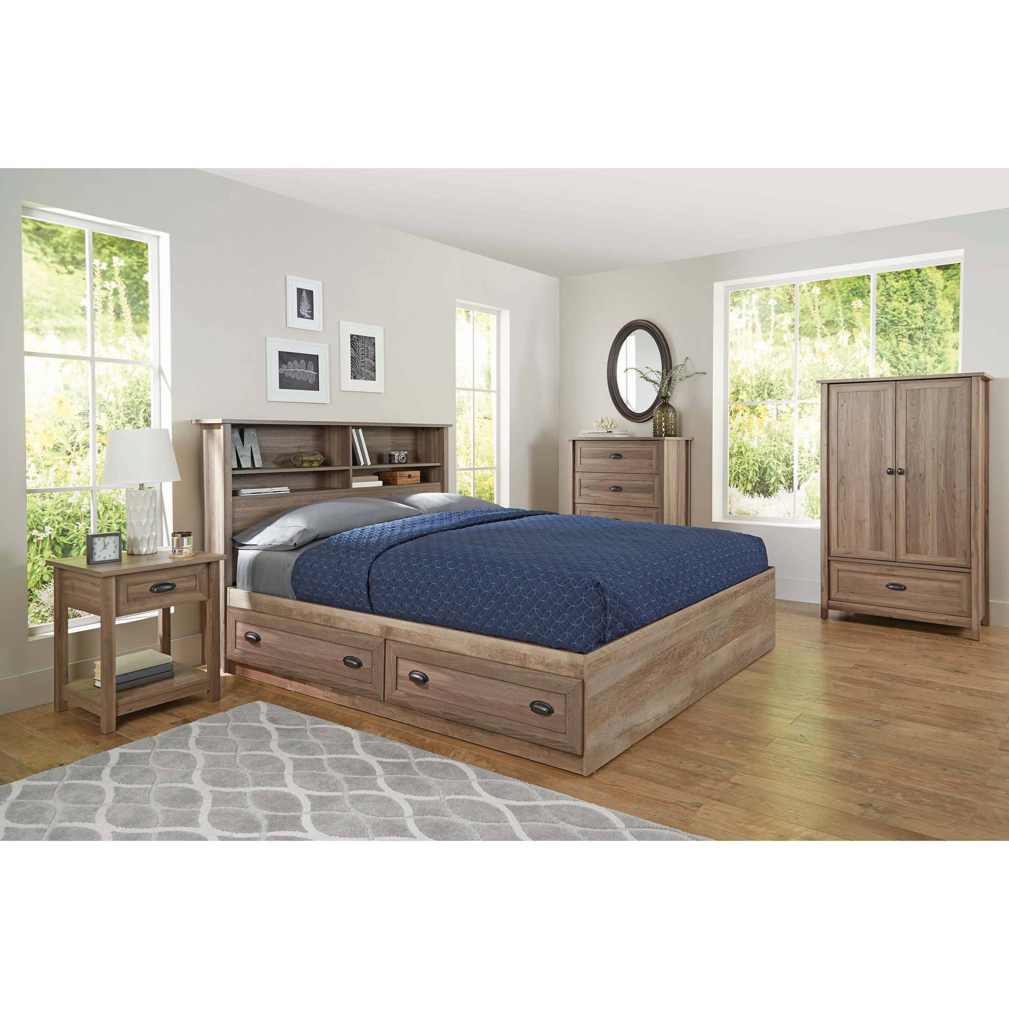 Better homes and gardens lafayette bedroom collection - Better home and garden furniture ...