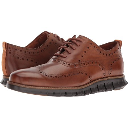 be77b1c59 Cole Haan - Cole Haan Mens Zerogrand Wing Ox Leather Lace Up Casual Oxfords  - Walmart.com
