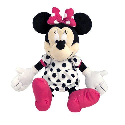 Disney Minnie Mouse Dots are the New Black Pillow Buddy