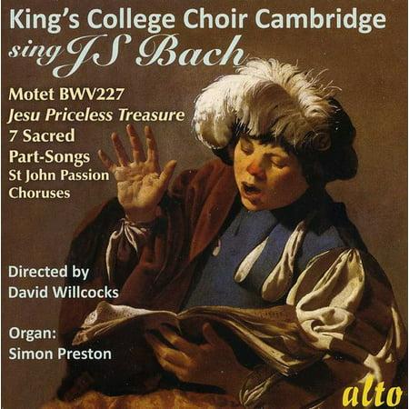 King's College Choir Sings J.S. Bach
