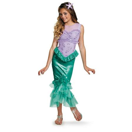 ARIEL CLASSIC ADULT (Ariel Costume Adult)