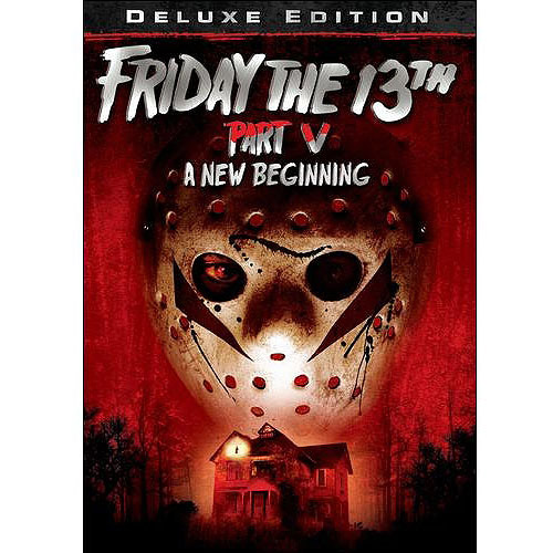 Friday The 13th, Part V: A New Beginning (Widescreen)