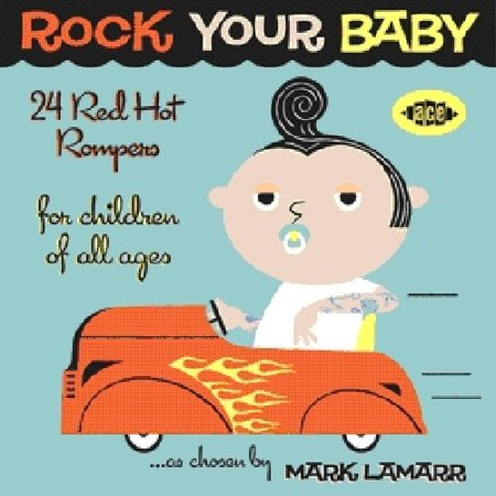 Rock Your Baby-24 Red Hot Rompers - Rock Your Baby-24 Red Hot Rompers [CD]