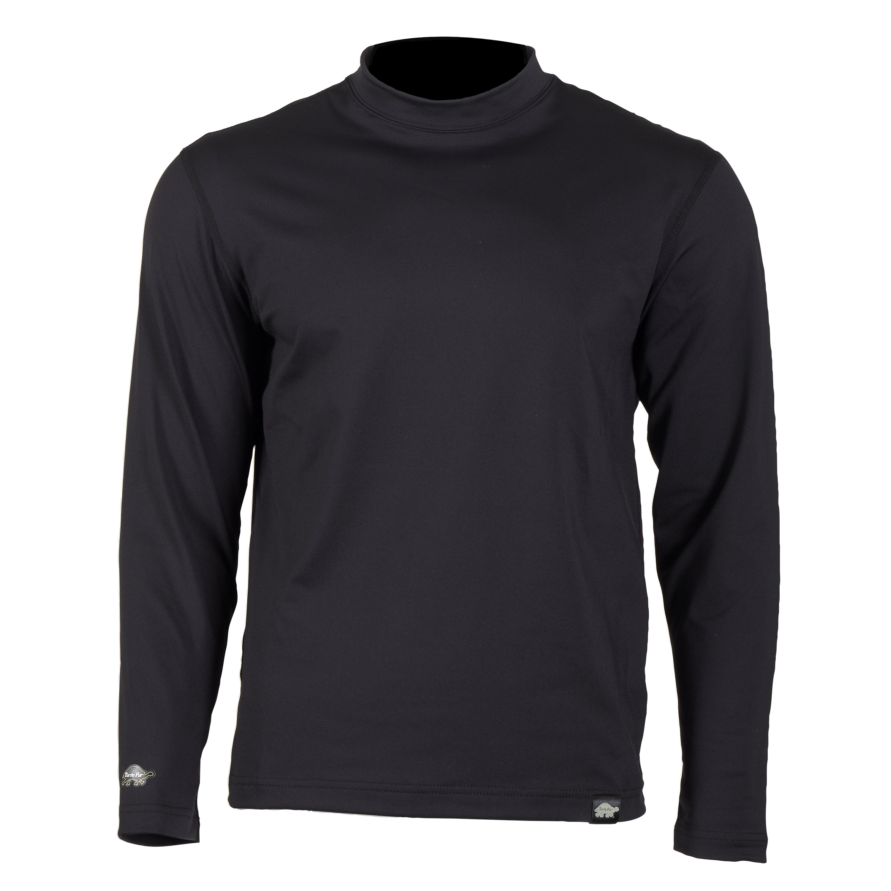 Turtle Fur Men's Alta High Energy Base Layer Long Sleeve Crew Neck Top by Turtle Fur