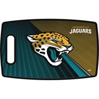 """Jacksonville Jaguars The Sports Vault 14.5"""" x 9.5"""" Large Cutting Board - No Size"""