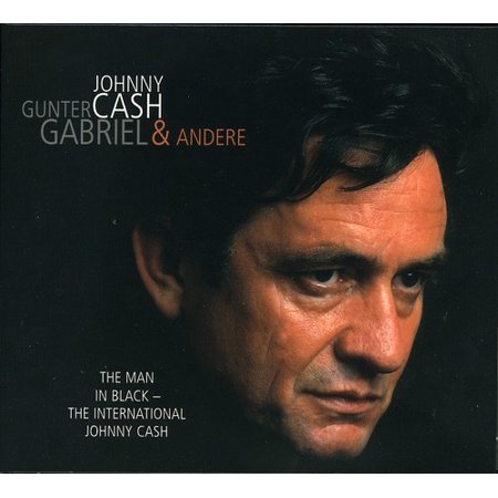 Man In Black  The International Johnny Cash