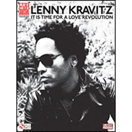 Hal Leonard Lenny Kravitz   It Is Time For A Love Revolution  Guitar Tab
