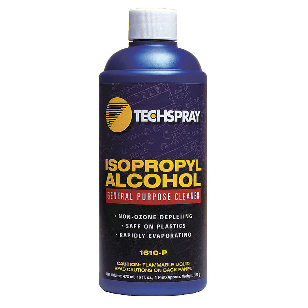 TECHSPRAY 16 oz. Cleaner,  1 EA 1610-P