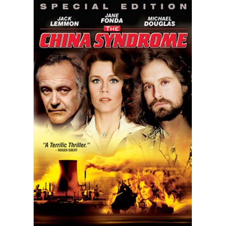 The China Syndrome (DVD) ()