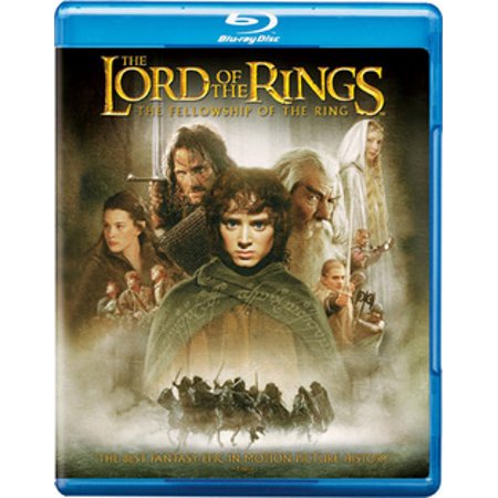 The Lord Of The Rings: The Fellowship Of The Ring (Blu-ray) - Weapons From Lord Of The Rings