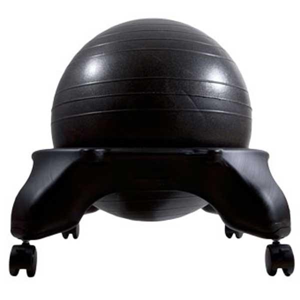 DFX Fit Ball Chair - Black Ball