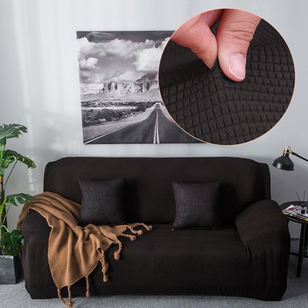 WALFRONT Comfortable Sofa Couch Cover Chair Throw Mat Furniture Protector Slipcover,Sofa Cover, Furniture Cover 1 2 3 4 Seat ()