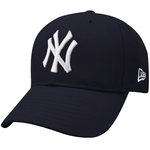 New York Yankees New Era Youth The League 9Forty Adjustable Hat - Navy - No Size