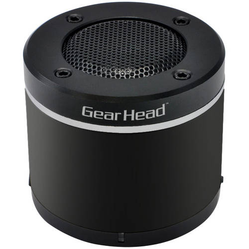 Gearhead BT3000 Portable Bluetooth Speaker for iPad and iPhone