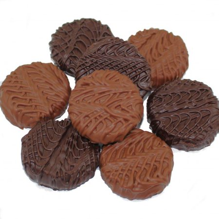 Chocolate Covered Oreos (Wockenfuss Candies Chocolate Covered Oreos - Milk - 1lb )