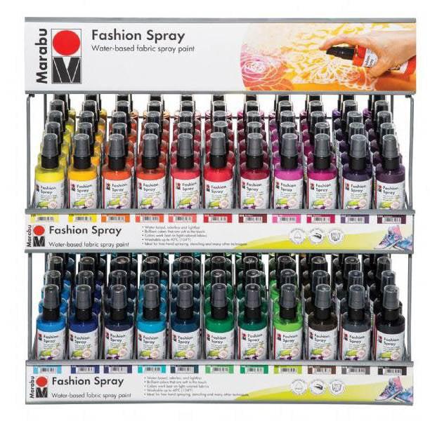 Fashion Spray Display Assortment
