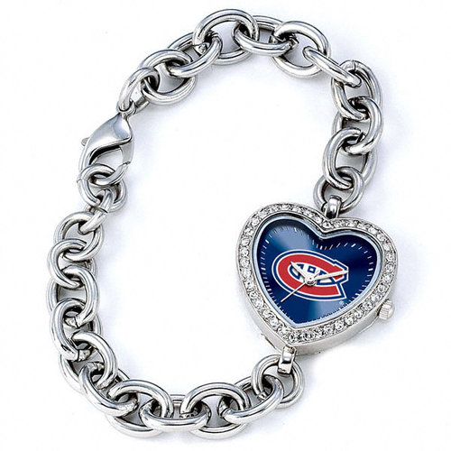 NHL - Montreal Canadiens Team Watch - Heart Series