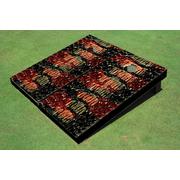 Dragon Scale #3 Themed Cornhole Boards