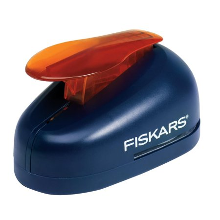 Fiskars 01-005466 Lever Punch, Small, Butterfly Small Lever Punch