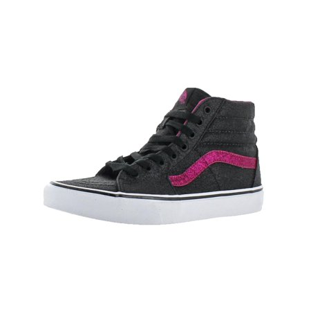 4da0b12b89 Vans - Vans Womens Sk8-Hi High Top Fashion Skate Shoes - Walmart.com