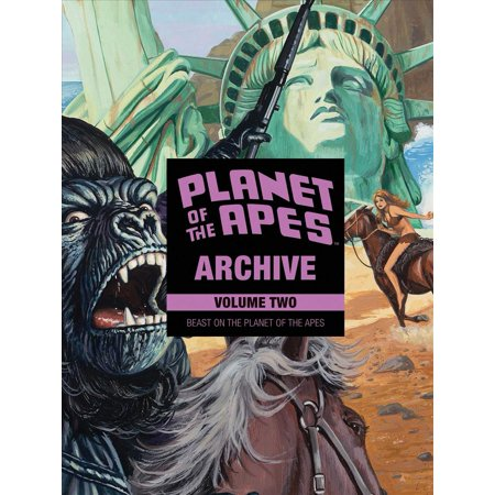 Planet of the Apes Archive 2: Beast on the Planet of the Apes
