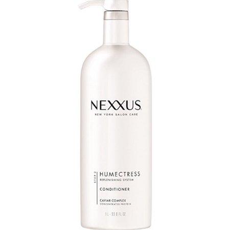NEXXUS HUMECTRESS Restoring Conditioner 33.80 oz (Pack of (Nexxus Emergencee Restorative Strength Conditioning Treatment 3-3 Ounce)