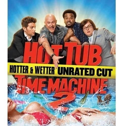 Hot Tub Time Machine 2 (Blu-ray) (Widescreen) PARBR59159962