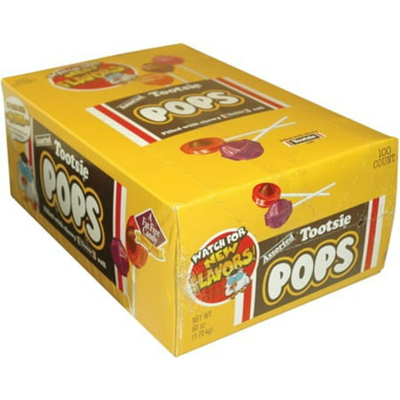 Tootsie Roll Assorted Pops  100 ct - Tootsie Roll Dress