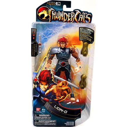 "Thundercats Collector Series 1 Lion-O 6"" Action Figure"