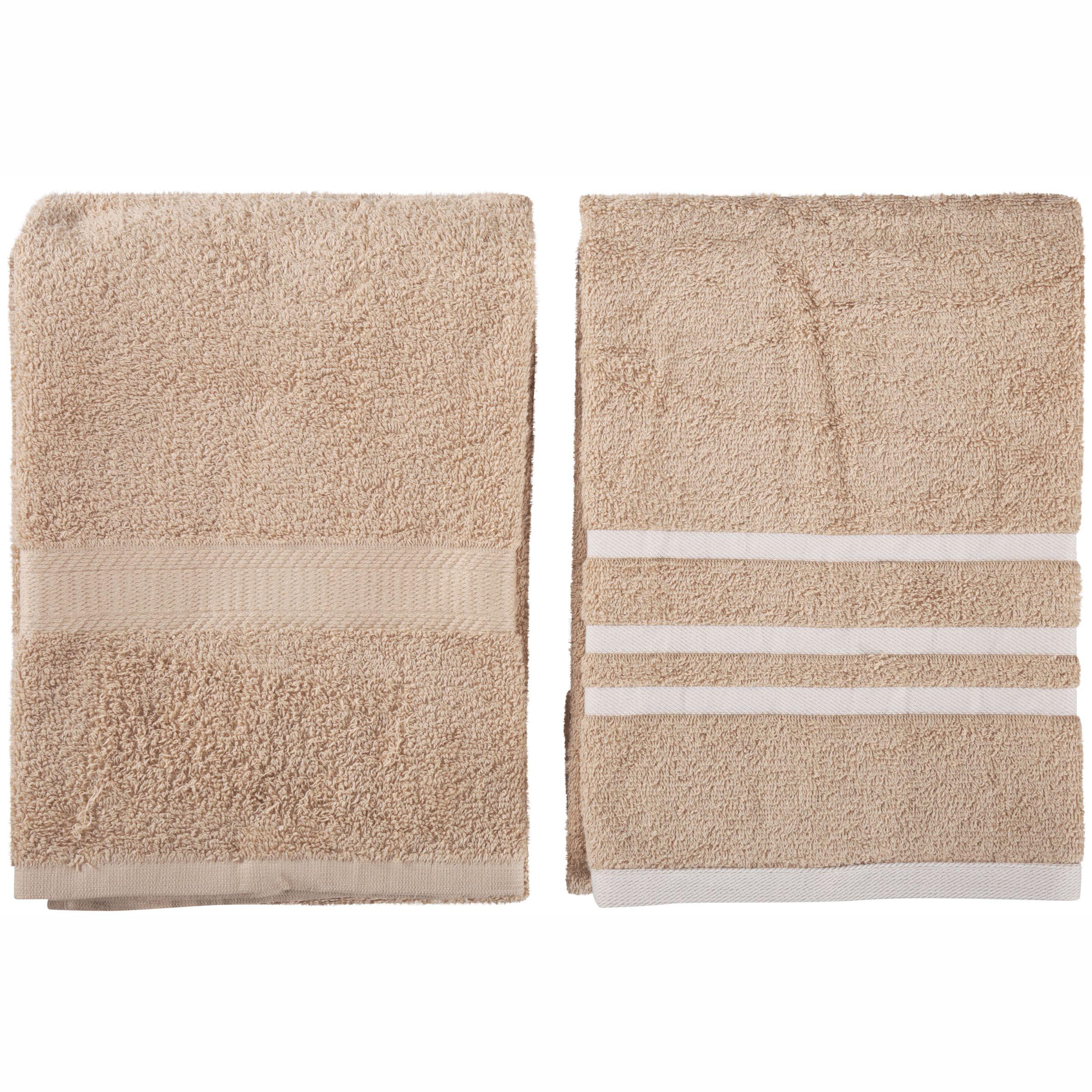 Mainstays™ Bath Towels 4 ct Pack