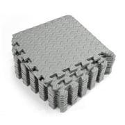 Exercise Mats Puzzle Gym Foam Mats Home Floor Interlocking Tiles