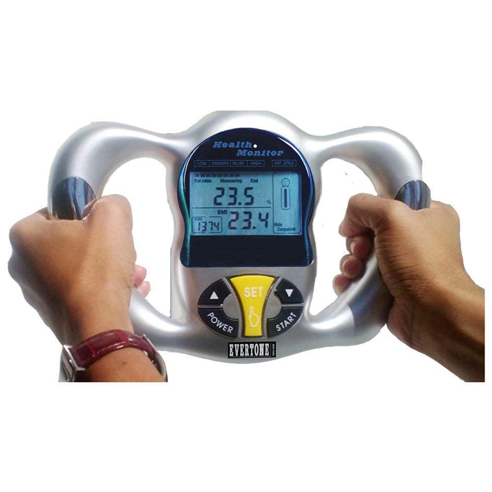 Self Assess Handheld Body Fat Analyzer - Body Fat Measuring Smart Device