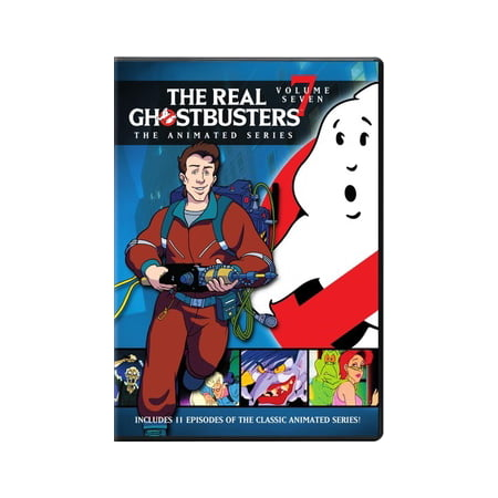 The Real Ghostbusters: Volume 7 (DVD) - The Real Ghostbusters Halloween Song