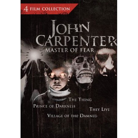 John Carpenter Horror Collection (DVD) (John Carpenter Halloween 2 Theme)
