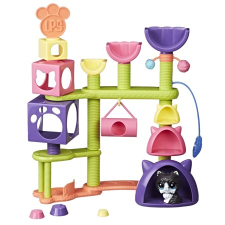 Littlest Pet Shop Cat Hideaway - Littlest Pet Shop Sheets