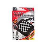 3-in-1 Classic Game - Set of 6