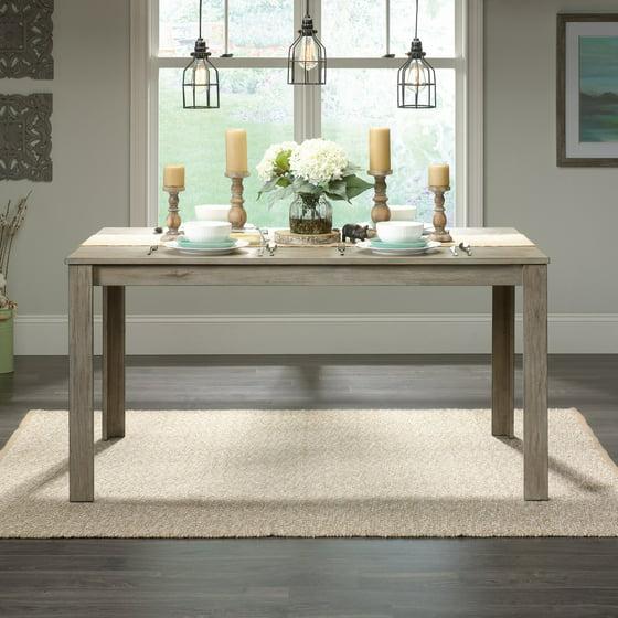 Grange Kitchen And Bar: Sauder New Grange Dining Table, White Pine Finish