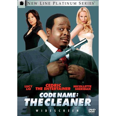 Code Name The Cleaner Movie Poster  11 X 17