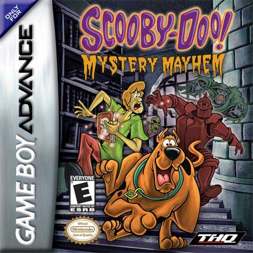 Scooby-Doo! and the Monsterous Mystery (GBA)