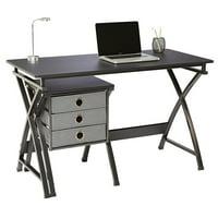 Brenton Studio X-Cross 48-inch W Desk And File Set Deals