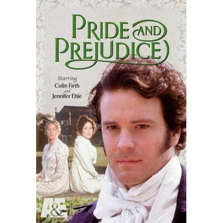 Pride Poster (Pride and Prejudice (1995) 11x17 Movie Poster)