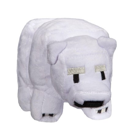 Minecraft Baby Polar Bear 8