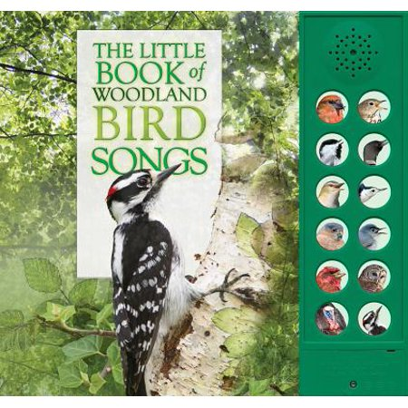 The Little Book of Woodland Bird Songs (Hardcover)