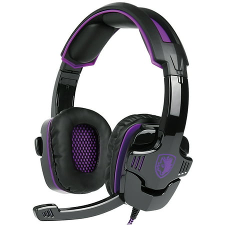 SADES SA-930 3.5mm Gaming Headsets Noise Cancellation Music Headphones for PS4 New Xbox One Laptop Tablet