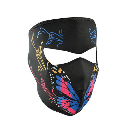 NEOPRENE FACE MASK, BUTTERFLY by Balboa