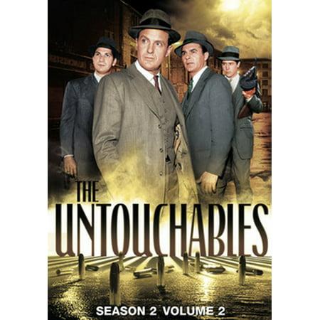 Eastman Park - The Untouchables: Season 2, Volume 2 (DVD)