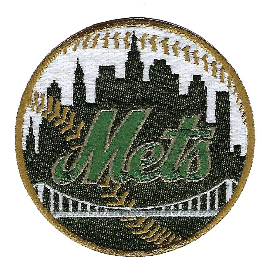 New York Mets 2018 Memorial Day USMC Logo Patch - No Size
