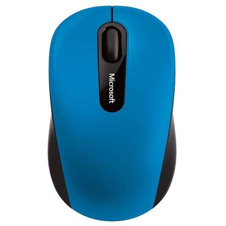 Microsoft Mobile Mouse 3600 - mouse - 4.0 - blue