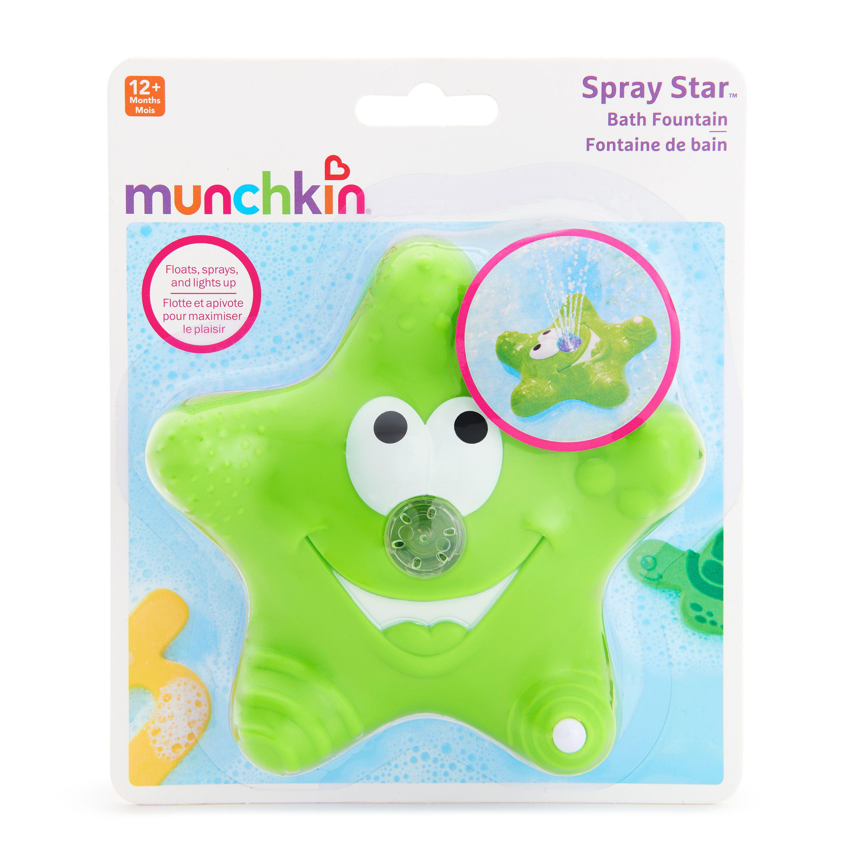 Munchkin Spray Star Bath Toy - Walmart.com