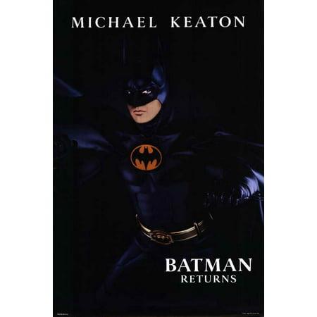 Batman Returns Poster Movie K Mini Promo